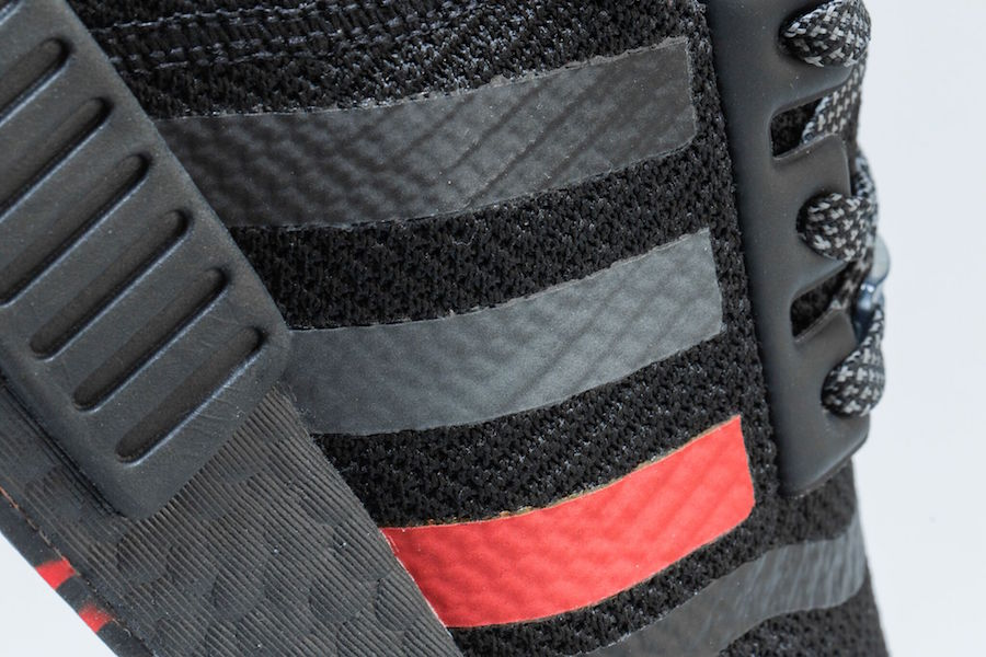 2970e428312c2 Release Date  Shoe Palace x Adidas NMD R1 25th Anniversary - Sneakest