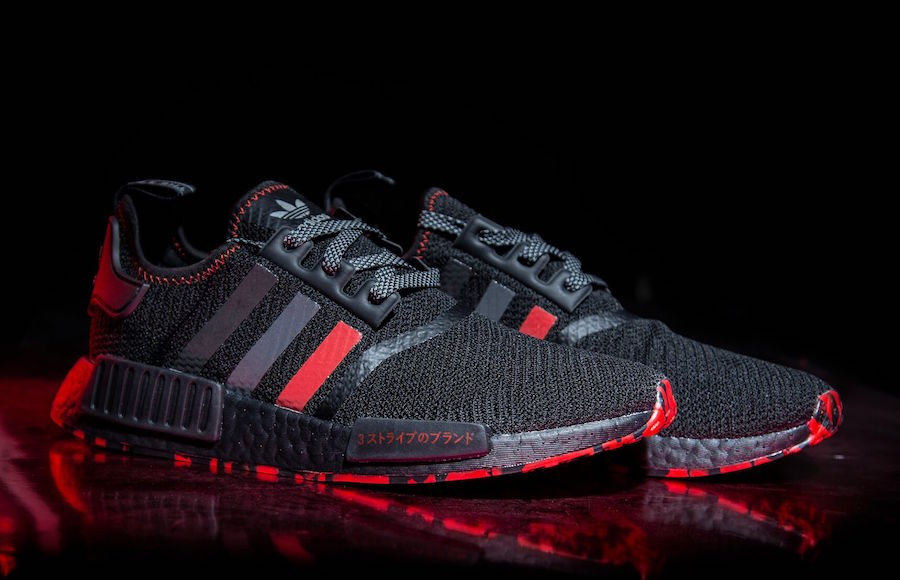 f1b984974 Release Date  Shoe Palace x Adidas NMD R1 25th Anniversary - Sneakest