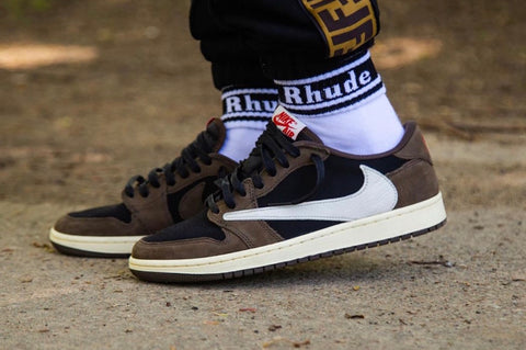 5ee566335bb9f5 Travis Scott and Jordan Brand have officially unveiled their collaborative Air  Jordan 1 which is set to release on 11 May. On top of the Air Jordan 1 High  ...