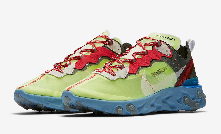 751d62474a54 Singapore Release  Undercover x Nike React Element 87 - Sneakest