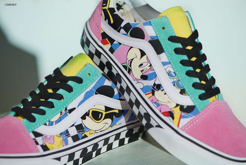 Disney x Vans Mickey Mouse 90th Anniversary