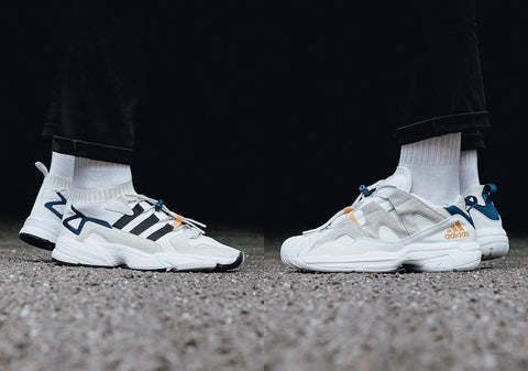 Adidas Consortium Falcon & SS2G 'Workshop Pack'