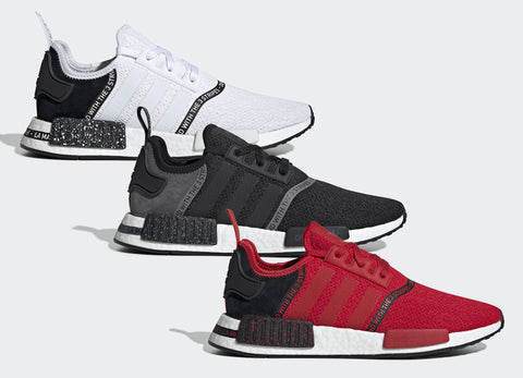 Adidas NMD R1 'Speckled Pack'