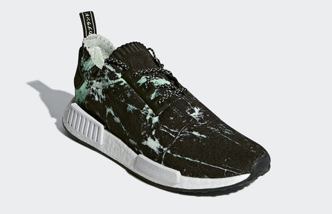 Adidas NMD R1 Green Marble
