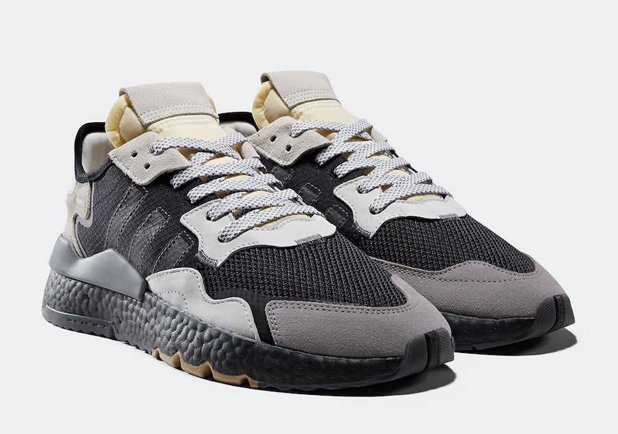 6753e8ee13bc2b Release Date  Adidas Nite Jogger  Grey Pack  - Sneakest