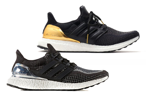 Adidas Ultra Boost 'Gold Medal' & 'Silver Medal' 2018