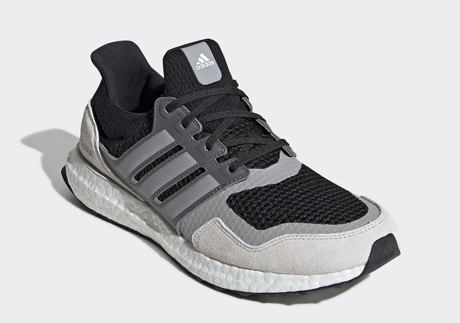 Adidas Ultra Boost S&L 'Black/Grey'