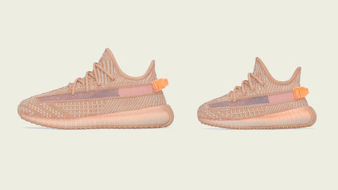 5a95fe55a13 Release Date: Adidas Yeezy Boost 350 v2 'Clay' - Kids' & Infants' Restock