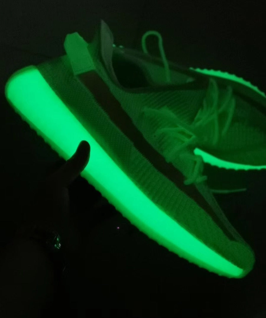 8a776e19fc045 Release Date  Adidas Yeezy Boost 350 v2 Glow in the Dark - Sneakest