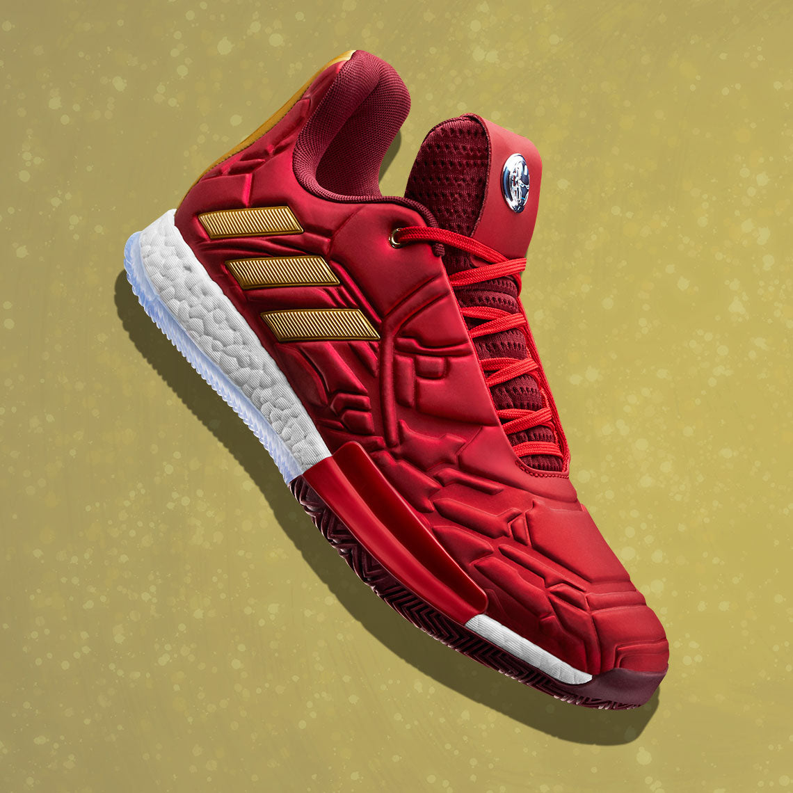 Adidas Harden Vol. 3 'Iron Man'