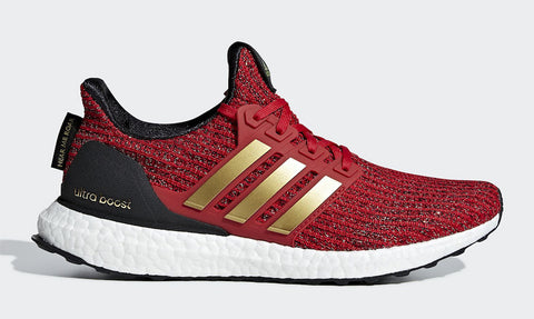 pretty nice 0912f b4763 Game of Thrones x Adidas Ultra Boost House Lannister