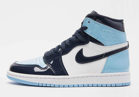Air Jordan 1 Retro High OG 'UNC Patent Leather'