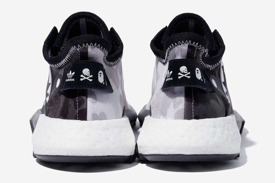 b26b2afe08eb6 Singapore Release  Bape x Neighborhood x Adidas POD S3.1 - Sneakest