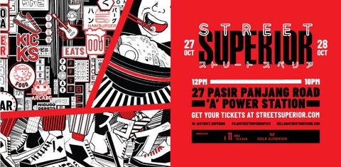 Singapore s biggest showcase of the sneaker and streetwear culture 8883eb0b0d57a