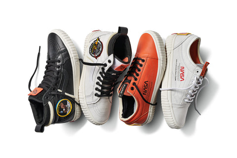 NASA x Vans 'Space Voyager' Pack