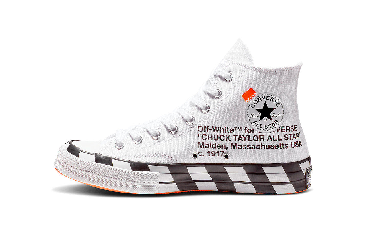 d94d4427ad43 Singapore Release  Off-White x Converse Chuck Taylor 70 - Sneakest