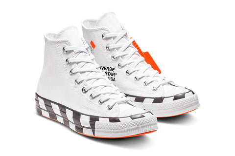 Win a pair of Off-White x Converse 2.0