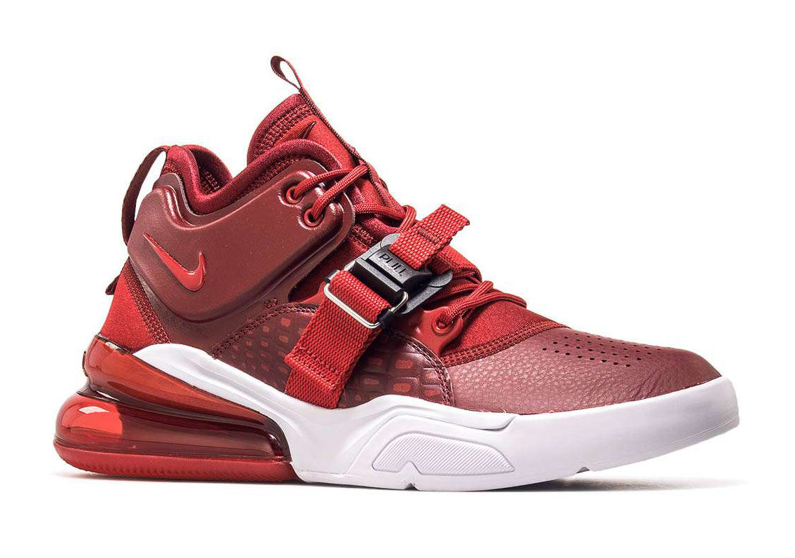 Nike Air Force 270 'Red Croc'