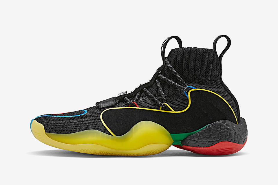 timeless design 3ce38 32a54 Pharrell Williams x Adidas Crazy BYW LVL X Gratitude