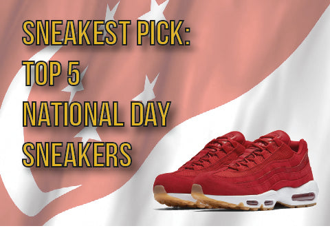 Top 5 National Day Sneakers