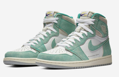 51758753bd4adf Air Jordan 1 Retro High OG  Turbo Green  - Sneakest