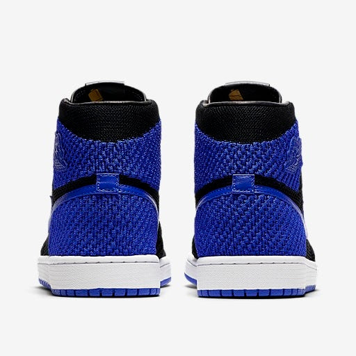 24ba32915528ca Air Jordan 1 Retro High OG Flyknit  Royal  - Sneakest