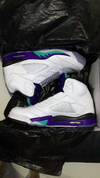 Air Jordan 5 NRG Grape Fresh Prince