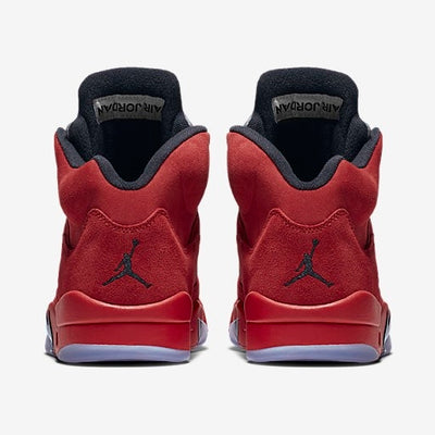 Air Jordan 5 Retro 'Red Suede'