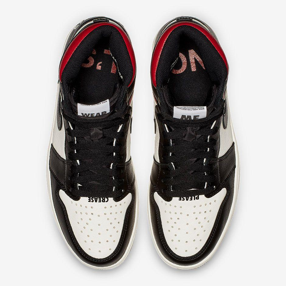 new product 8817a 9326d Air Jordan 1 Retro High OG NRG  Not For Resale - Varsity ...