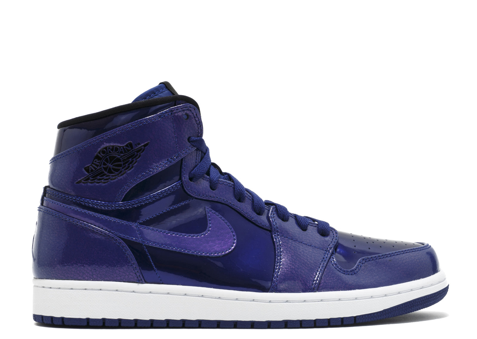 6f45760648c Air Jordan 1 Retro High 'Deep Royal' - Sneakest