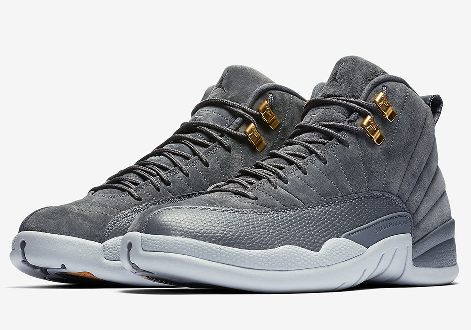 e1e0ca354387 Air Jordan 12 Retro  Dark Grey  - Sneakest