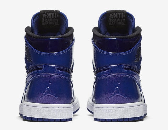 72d80185fe7f12 Air Jordan 1 Retro High Deep Royal - Sneakest