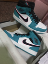 Air Jordan 1 Mid South Beach Edition