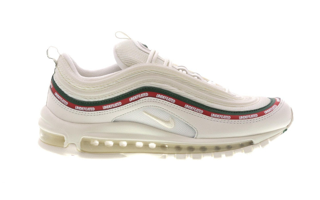 on sale 81169 19a4f Undefeated x Nike Air Max 97 OG White
