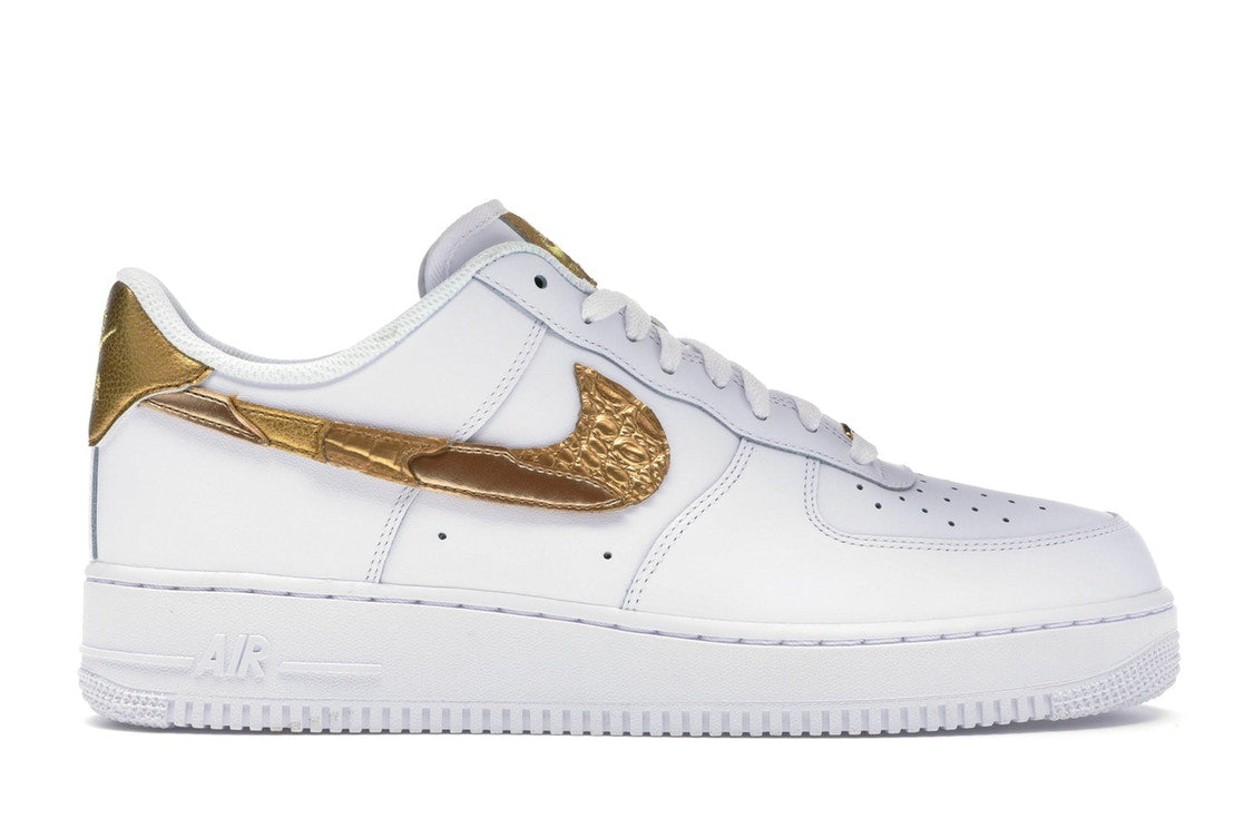 4137fbb2e3 Nike Air Force 1 Low CR7 'Golden Patchwork' - Sneakest
