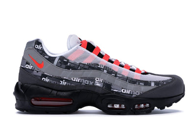Nike Air Max 95 Atmos 'We Love Nike - Bright Crimson'