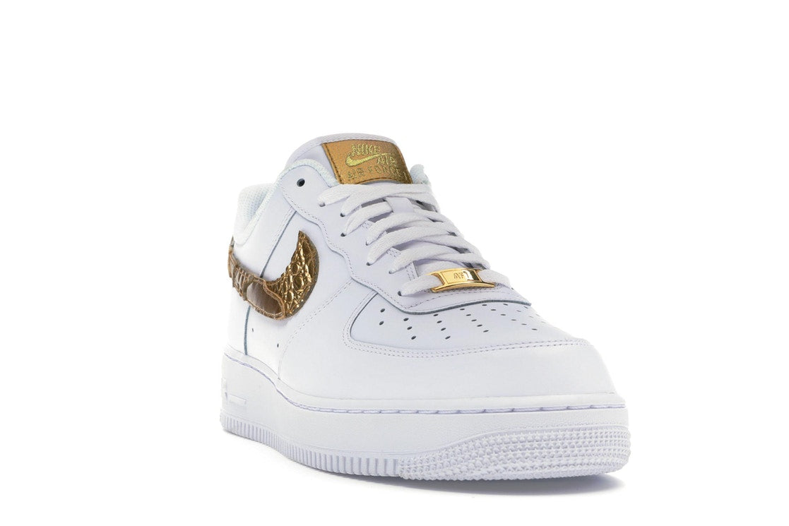 new style 4b417 61bf8 Nike Air Force 1 Low CR7 'Golden Patchwork' - Sneakest