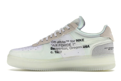 Off-White x Nike Air Force 1 Low 'The Ten-White'