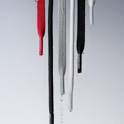 "Jason Markk 65"" Shoelaces Round - White"