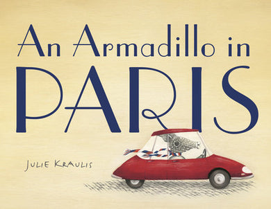 ARMADILLO IN PARIS