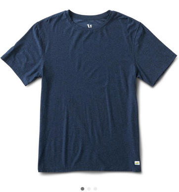 Strato Tech Tee- Navy Heather *Please Call 949.877.6776 or Enter Info Below to Purchase