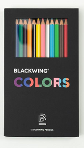 Blackwing colors (12 pack pencils)