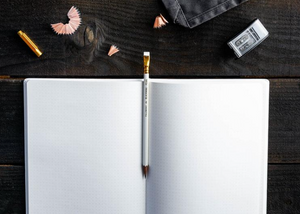 Blackwing pearl 7.5x10 160 pg