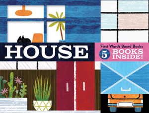 House (first five board books)