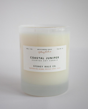 Load image into Gallery viewer, 14 oz. Tumbler Candle- Coastal Juniper