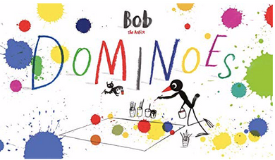 Bob the Artist Dominoes