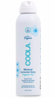 5 oz. Mineral Body Spray SPF30 Unscented