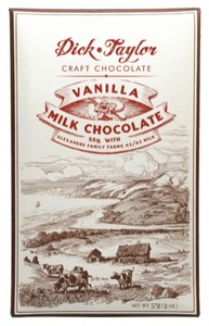 Dick Taylor Vanilla Milk Chocolate 55%