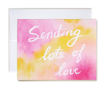 Load image into Gallery viewer, Sending Love Card