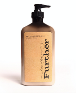 16 oz Hand Lotion – Further Glycerin Lotion